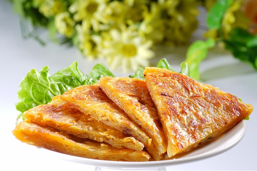 臭豆腐抓餅(暫不供應)